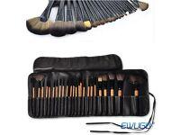 24 Pcs Professional Make Up Brush Set