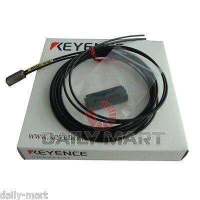 Keyence Digital Fiber Optic Sensor Fu-40 Fu40 Original New In Box Nib Free Ship