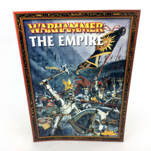 Warhammer 40K The Empire Armies Book 2003 Edition Games Workshop