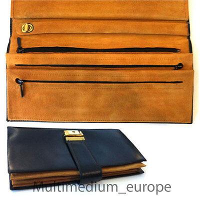 Leder Passport Wallet (Leder Handtasche Brief tasche Schmuck tasche leather passport jewelry wallet )