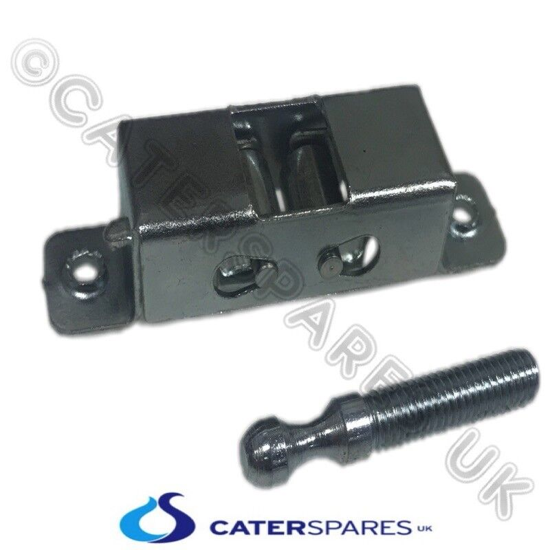 UNIVERSAL GAS ELECTRIC COOKER OVEN ROLLER DOOR CATCH AND RECEIVER PIN KIT