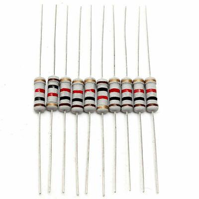 200pcs 10 Ohm-1m Ohm 20value 1w Resistor Set 5 Resistance Assortment Kit