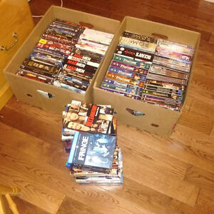 Assorted DVDs Blu-Rays Movies TV Shows For Sale Individually