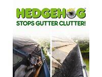 Hedgehog Gutter Brush.