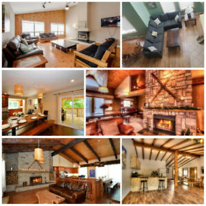 Blue Mountain Winter Getaways - Fantastic Chalets with Hot Tubs
