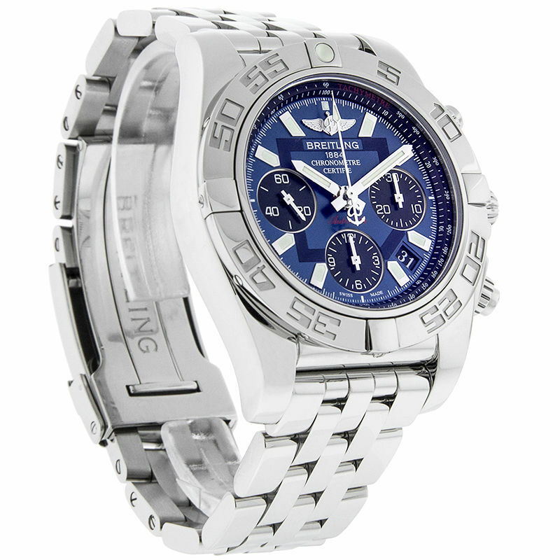 top 10 chronograph watches for men breitling chronomat