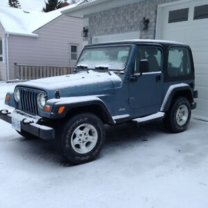 1998 Chrysler  JEEP T J