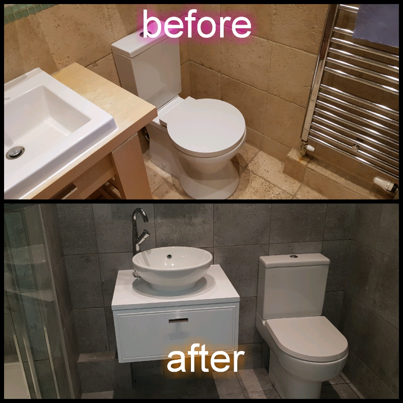 construction services NEW BATHROOM home renovation | in