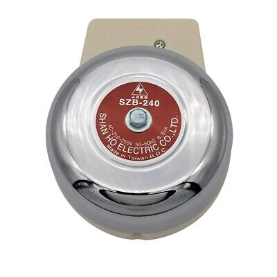 Electric Bell 110v220v Factory School Ring Time Bell Recess Ring Automatic Bell
