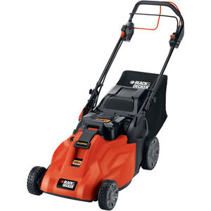 36V 19-in TOP-OF-THE-LINE ELECTRIC LAWN MOWER