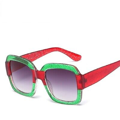 Luxury Sunglasses Women Mirror Glasses Vintage Shopping Party Travel Driving (Luxury Sunglasses Shop)