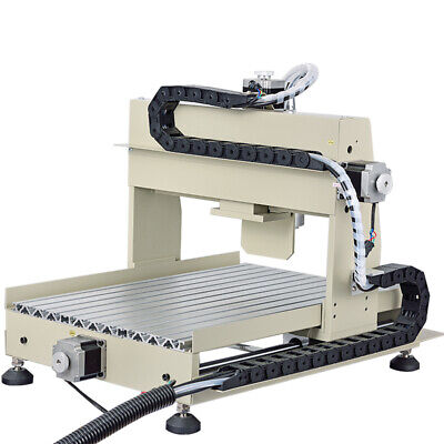 3-axis 3040 Router Engraver Cnc 3d Cutter Wood Carving Drillmilling Machine Usa