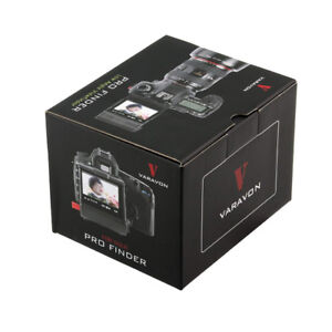 Varavon VA17-35000 ProFinder for Canon 5D Mark II (Black)