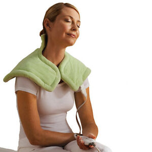 Sunbeam Tension Relief Heating Pad Neck/Shoulder Wrap