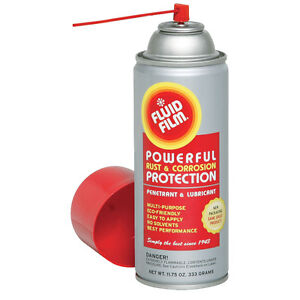 Fluid Film - Spray Lubricant/Corrosion Fighter - We Have It