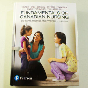Fundamentals of Canadian Nursing 4th Ed – Kozier