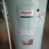 40 gallon electric water heater