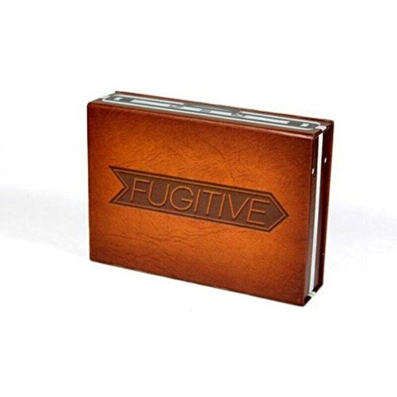 fugitive card game