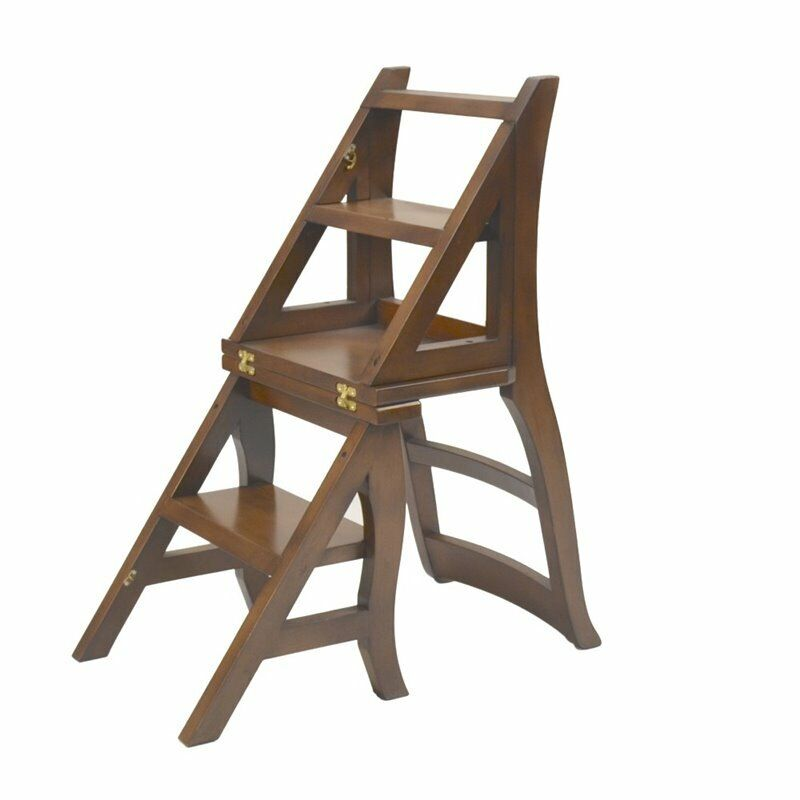 Carolina Classics Franklin Folding Ladder Chair