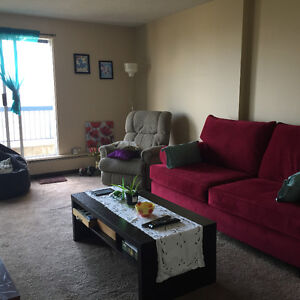 Nice home for a single lady at SW Edmonto- Room Available Oct 25