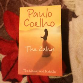 """The Zahir"" book by Paulo Coelho"