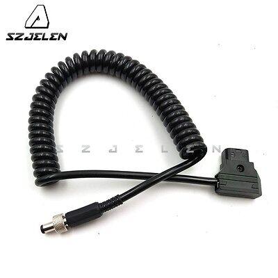 D-TAP a 12V DC2.1 bloqueado Cable para Atomos Monitor dispositivos de video cable PIX-e