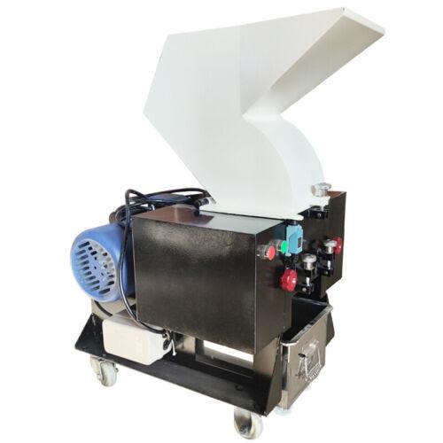]180 Type Plastic Shredder 220v 2.2kw Granulator Plastic Processing Machine
