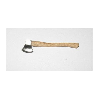 Liebe HANDARBEIT 46067 Miniatur Axt - Beil 1:12 für Puppenhaus (0638) NEU! #