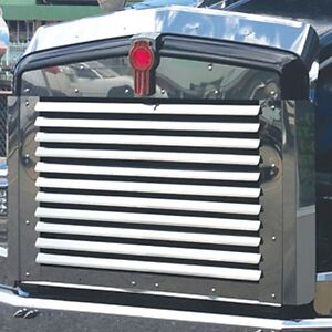 *** KW. T800 Louvered Grill - 11 Bars ***