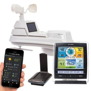 BRAND NEW AcuRite 01057RM 5-in-1 Weather Station, Color Display