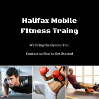 Mobile Personal Trainer: We bring the gym to you!