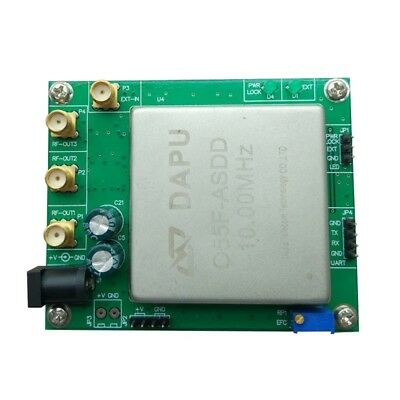 10mhz Ocxo Crystal Oscillator Frequency Reference Board Adjustable 10k-180m