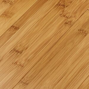 Solid (NOT laminate) Bamboo Flooring