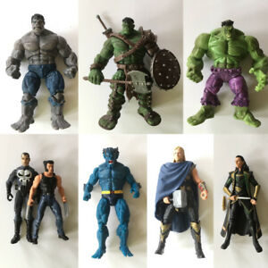 "Marvel Universe Legends 3.75"" Action Figure Lot"
