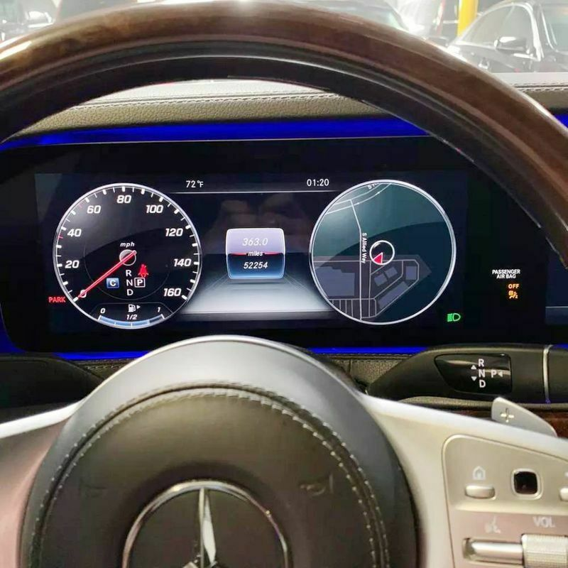 Image 6 Voiture Européenne d'occasion Mercedes-Benz S-Class 2019