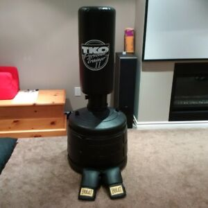 TKO stand up punching bag