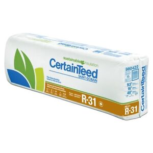 NEW CertainTeed Sustainable Insulation™ 16-in x 48-in R31