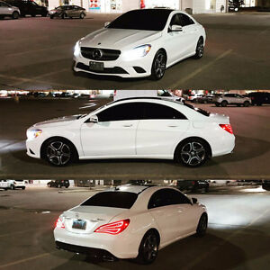 2015 Mercedes-Benz CLA250 Sedan - LOW KM - NO Accidents