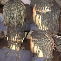 DREADLOCKS MAINTENANCE - ENTRETIEN !!