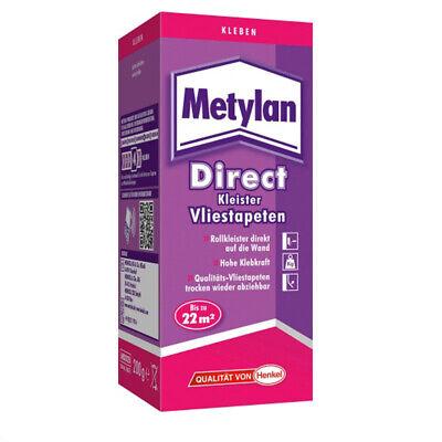 Metylan Direct Vliestapeten Kleister 200 Gramm