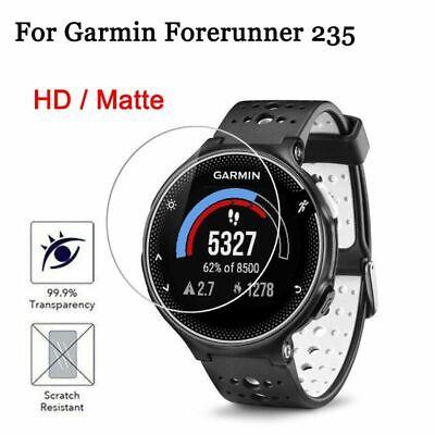 Lot HD/Matte Front Screen Protector Film Guard Shield For Garmin Forerunner 235