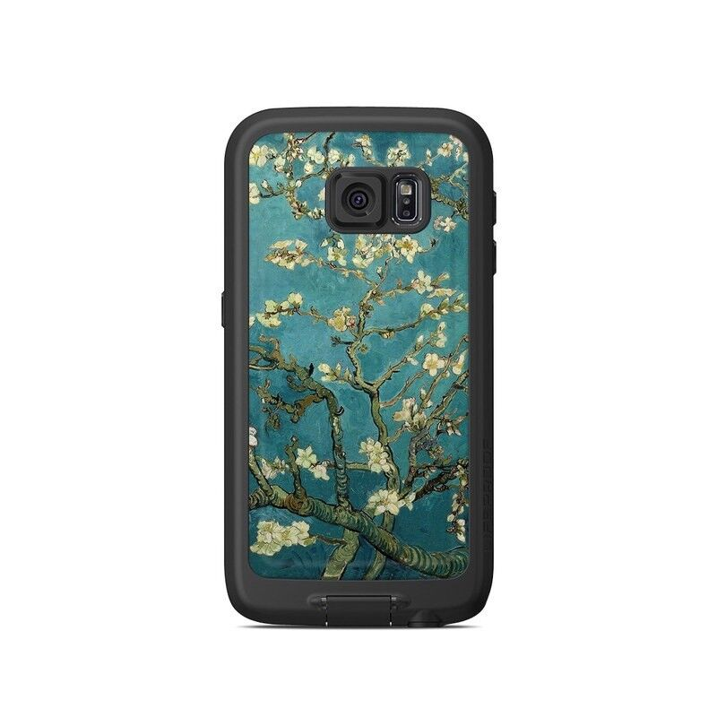 Skin for LifeProof Galaxy S6 FRE Case - Blossoming Almond Tree - Sticker Decal