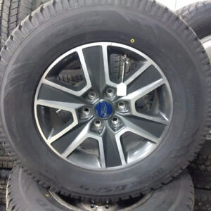 Factory Take Off Tire & Rim Sets Available - Great Selection