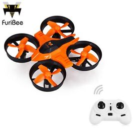 FuriBee F36 Mini RC Quadcopter 2.4GHz 4CH 6 Axis Gyro Headless Mode Speed Switch Remote Control Toy