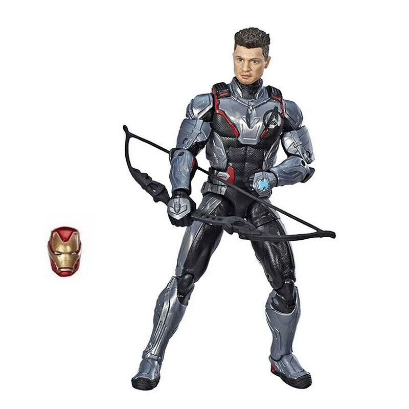 "Marvel Legends Avengers Quantum Suit Hasbro End Game 6/"" Loose Figure Hawkeye"