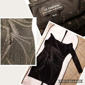 Le Chateau Dress for Sale - Worn Once !  XL
