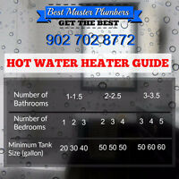 Water Heater Installation | Halifax Dartmouth, NS | 902 702 8772