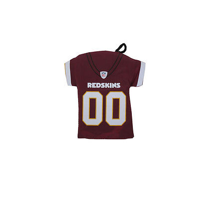 New Nfl Washington Redskins Jersey Style Reusable Shopping Grocery Bag Tote