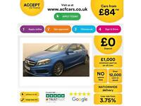 Mercedes-Benz A200 FROM £84 PER WEEK!