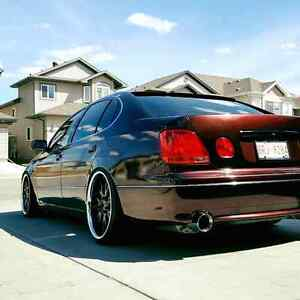 2002 Lexus GS 430 JDM VIP